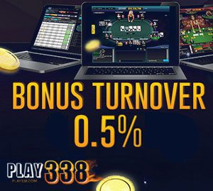TURNOVER IDN POKER PLAY338